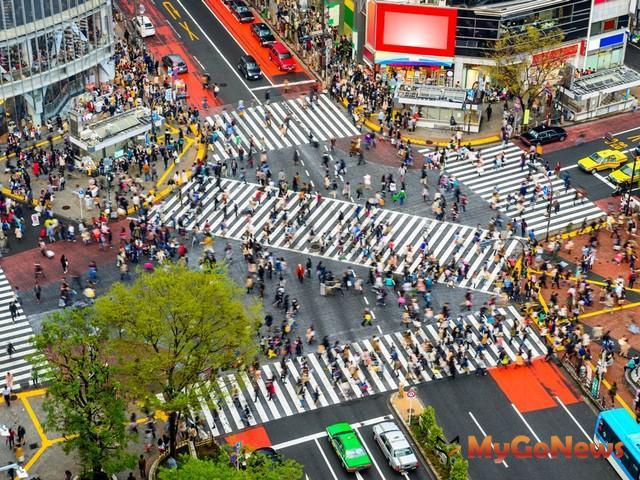 東京首都圈人口持續正成長(圖:日本信義) MyGoNews房地產新聞 Global Real Estate