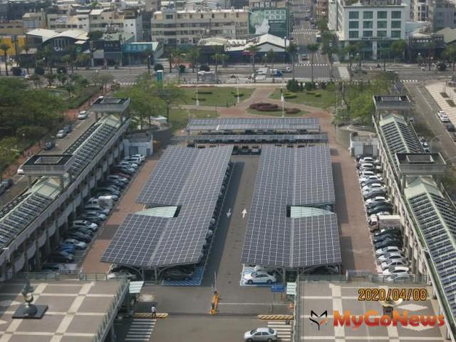 配合政府再生能源發展政策,國產署再度公告標租4宗國有非公用土地供設置太陽光電發電設備使用(示意圖) MyGoNews房地產新聞 市場快訊