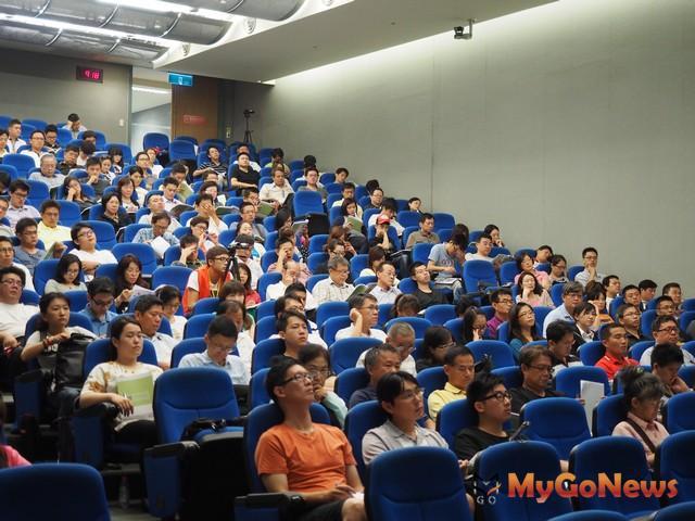 500+看見更好的台北 台北市都市更新及爭議處理審議會邁向第500場 MyGoNews房地產新聞 區域情報