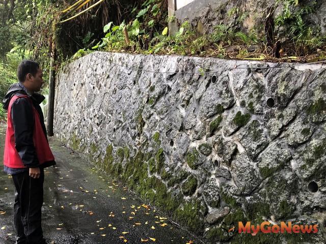 大地處專業技師定期巡勘觀測讓山坡地住宅更安心(圖:台北市政府) MyGoNews房地產新聞 居家風水
