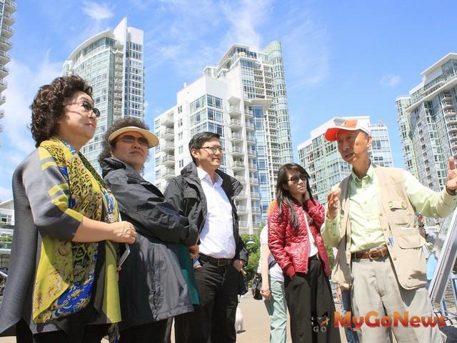 高雄府會聯訪溫哥華,汲取開發及環境兼顧的城市發展策略(圖:高雄市政府) MyGoNews房地產新聞 區域情報