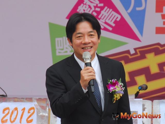 賴清德對於台南永康的未來發展,已經有很13項詳細規劃,區域價值將在公共建設推動下持續增值。 MyGoNews房地產新聞 專題報導