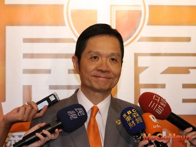 台灣房屋首席總經理彭培業指出斥資1.8億元,打造「食安有機生技園區」照顧員工食安 MyGoNews房地產新聞 市場快訊