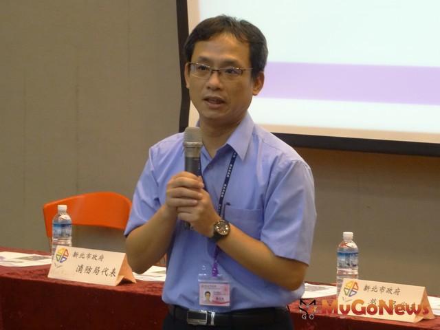 國家住都中心執行長張溫德表示,台北市松山延吉社會住宅統包工程160戶,至10月19日截標 MyGoNews房地產新聞 市場快訊