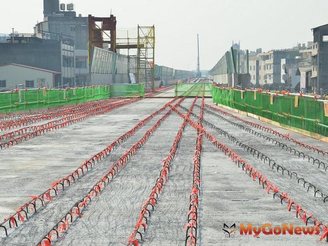 為縫合員林鎮鐵路縱貫線東西兩側,已解除市區內3處平交道、5處地下道以及1座高架陸橋 MyGoNews房地產新聞 區域情報