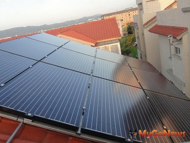 太陽光電設置量預期至2014年底可達600MW,每年可發7.5億度電,提供約21萬戶用電使用 MyGoNews房地產新聞 市場快訊