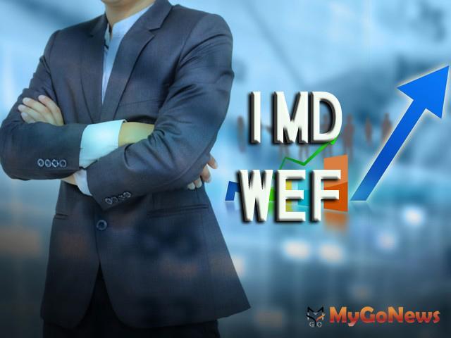 IMD以及WEF對於台灣2017年國際競爭力表現,都給予不錯的評比。 MyGoNews房地產新聞 熱銷推案