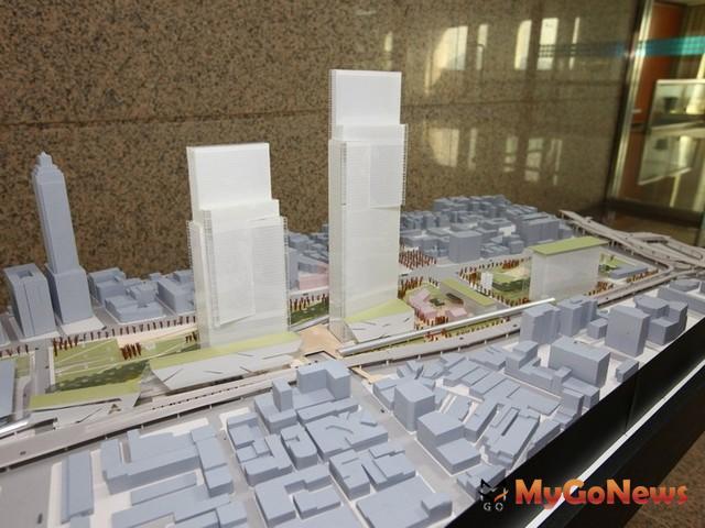 台北雙子星大樓開發案C1/D1,捷運局已完成初步審定條件將與第二順位投資人進行後續程序 MyGoNews房地產新聞 市場快訊