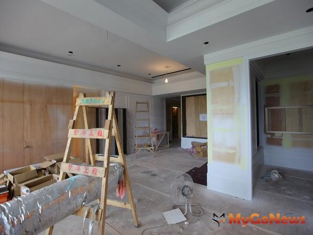 進行居家DIY油漆粉刷建議應以揮發性有機物含量較低的水性油漆為優先 MyGoNews房地產新聞 安全家居