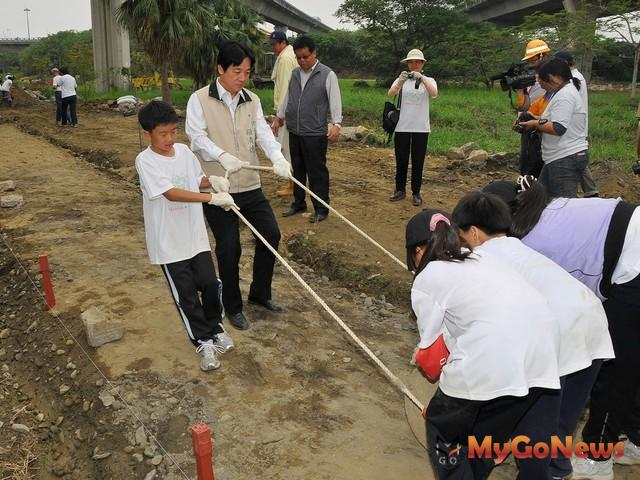 「台南山海圳」預定2014年完成,未來希望打造成為大台南的中央公園,提供市民更多生態、保育、教育及遊憩的好去處。 MyGoNews房地產新聞 區域情報