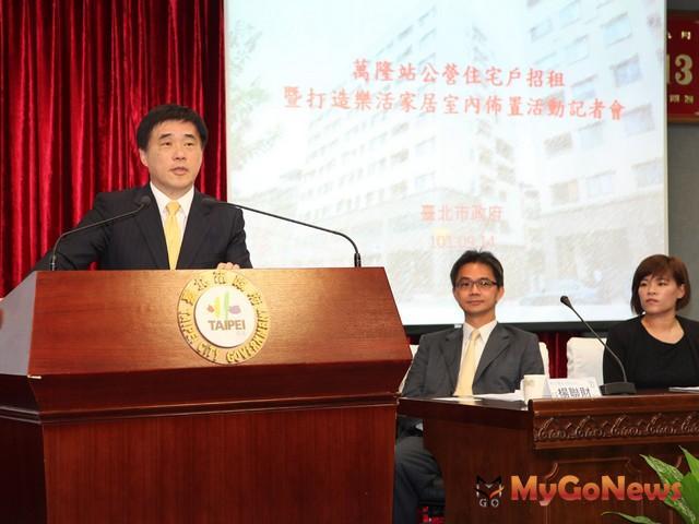 台北市第三批捷運聯合開發住宅-萬隆站公營住宅戶,於9月20日開放申請,至10月26日受理截止。(照片提供:台北市政府) MyGoNews房地產新聞 區域情報