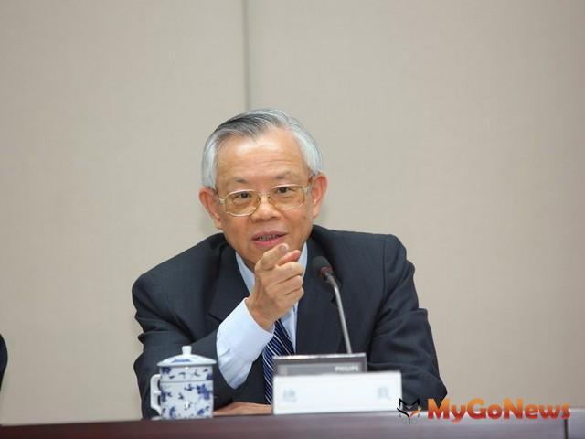 彭淮南說:「行政院健全房市方案推動,有助房市健全發展,已經有改善。」 MyGoNews房地產新聞 趨勢報導