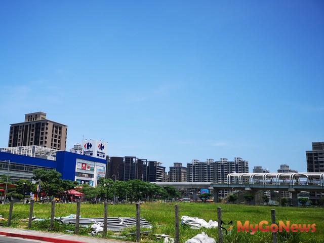 淡海輕軌,11車站5年內新屋房市漲跌大公開,輕軌帶動淡海新市鎮發展,與未來接軌 MyGoNews房地產新聞 區域情報
