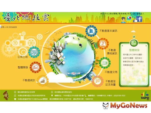 台北市民 社區交易履歷4.0於7/26正式上線 MyGoNews房地產新聞 區域情報