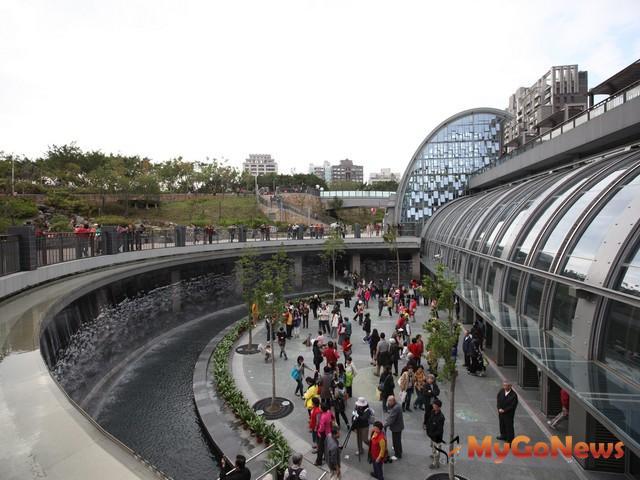 台北捷運大安森林公園站榮獲「2015全球卓越建設獎」首獎 MyGoNews房地產新聞 區域情報