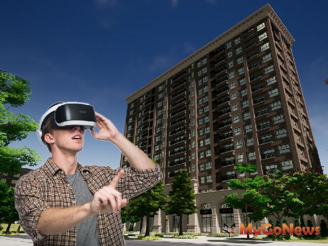 鉅慶【名鑄】用720度VR虛擬實境看屋,讓消費者提前感受建築整體規劃與格局 MyGoNews房地產新聞 專題報導