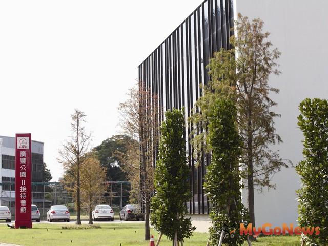 廣豐工商綜合區,區域內綠地幅員廣闊,還規畫商業區與住宅區,未來可望引進大型商場 MyGoNews房地產新聞 市場快訊