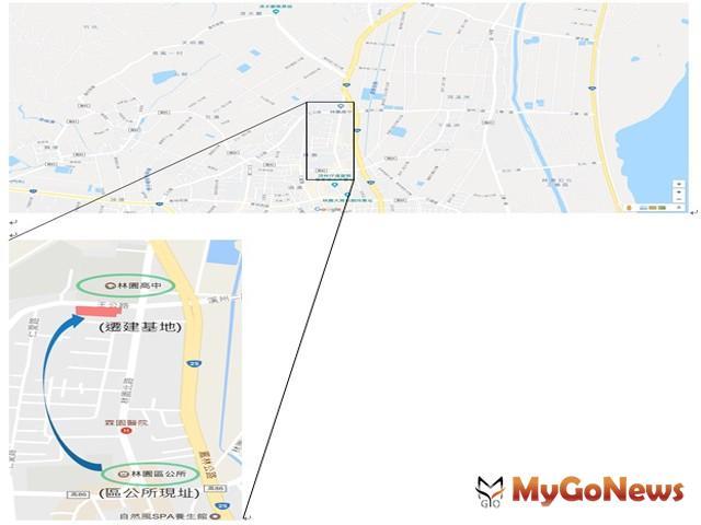 高雄市府:10月林園將擁有新行政中心(圖:高雄市政府) MyGoNews房地產新聞 區域情報