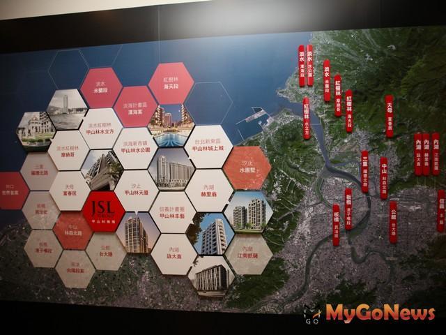 甲山林董座祝文宇表示,2013年1季規劃銷售案量即達700億元。 MyGoNews房地產新聞 市場快訊