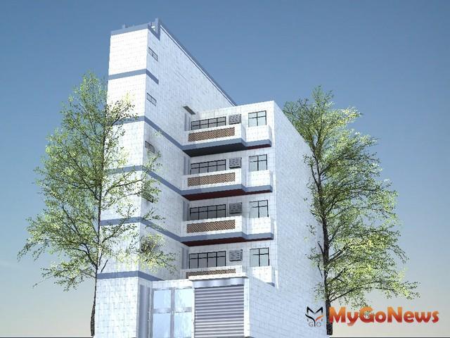 蘆洲區1棟5層樓公寓取得外加電梯建照、預計9月開工,該案經申請後獲得市府補助經費192萬(圖:新北市政府) MyGoNews房地產新聞 區域情報