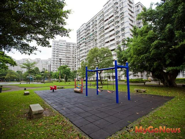 「林口新都心」最佳純住宅居住空間,當然是「中低密度住宅區」。 MyGoNews房地產新聞 熱銷推案