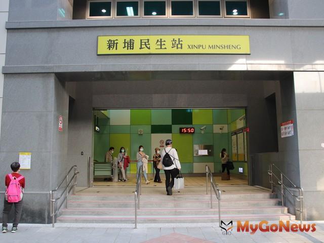 觀察新北市的排名,最熱門的捷運站由新埔民生站奪下 MyGoNews房地產新聞 市場快訊