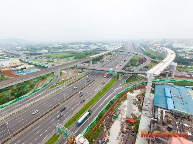 五楊快速道路的五股中壢段在2013年初可通車 MyGoNews房地產新聞 市場快訊