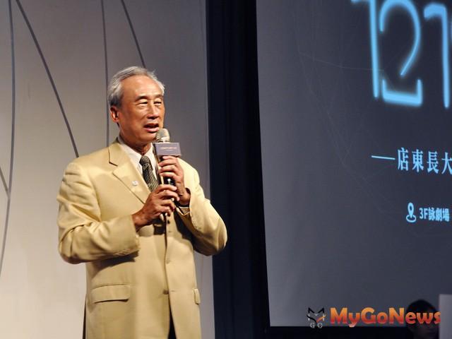 房產景氣復甦  21世紀不動產董事長王福漲,宣示帶領加盟主每年成長121%(圖:21世紀不動產) MyGoNews房地產新聞 市場快訊