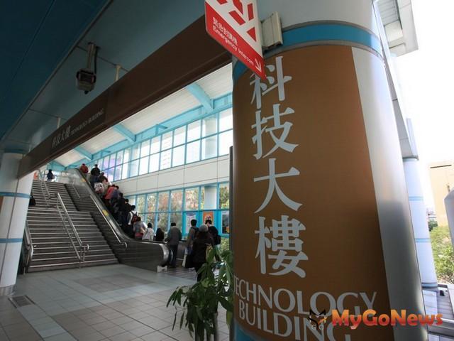 距捷運科技大樓站不遠的成功國宅亦有5戶店面提供出租 MyGoNews房地產新聞 市場快訊