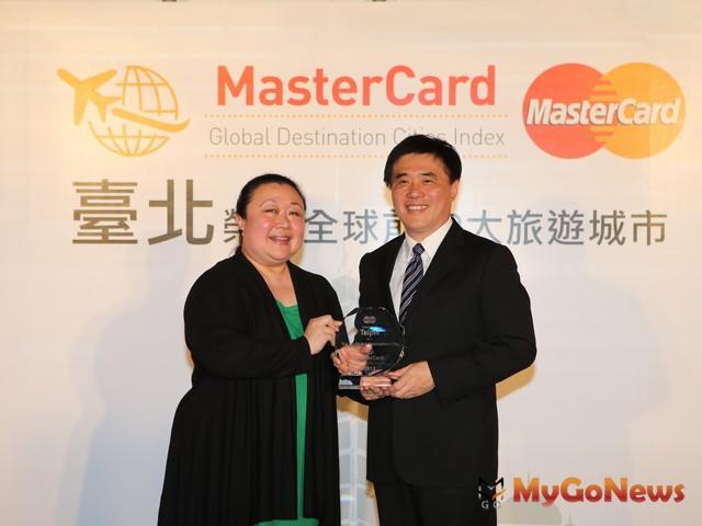 萬事達卡國際組織公布台北為全球第18名旅遊城市,郝龍斌期待台北朝亞洲第一名、世界第一名為目標 MyGoNews房地產新聞 市場快訊