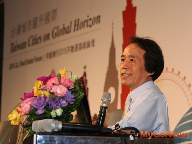 林欽榮:台北市目前的都市更新條例必須判死! MyGoNews房地產新聞 市場快訊